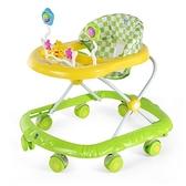 學步車嬰兒童學步車6/7-18個月寶寶防側翻多功能可折疊帶音樂學行手推車完美