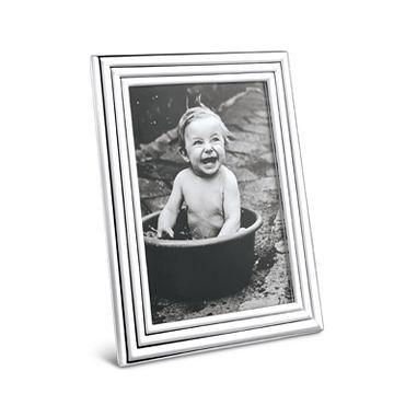 丹麥 Georg Jensen Legacy Picture Frame 銀波紋 立體相框 大尺寸