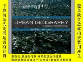 二手書博民逛書店Urban罕見Geography: A Global Persp
