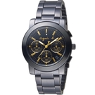 agnes b. 都會迷幻時尚計時腕錶 VD53-KP30G BT3033X1