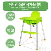 寶寶餐椅多功能兒童餐椅嬰兒吃飯椅子餐桌便攜式家用bb凳學座椅CY『小淇嚴選』