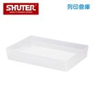 SHUTER 樹德 SB-1826L 方塊盒 透明色 (個)