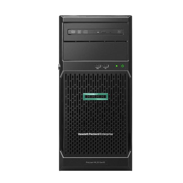 【現貨】HP伺服器 ML30 Gen10 E-2236/8GB/1TBx2/350W/RAID 商用伺服器