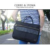 CORRE【PR006】經典手提斜背兩用包