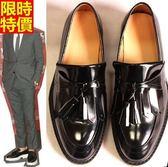 休閒鞋-休閒創意簡約熱賣真皮懶人男皮鞋2色5s63【巴黎精品】
