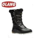 【OLANG 義大利 ROY OLANTEX 防水雪靴《黑》】1703/賞雪/滑雪/雪地