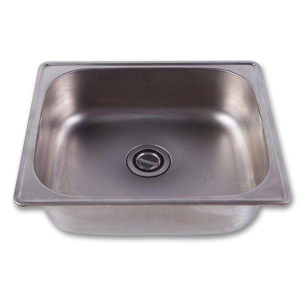 不鏽鋼水槽面板[長55cm]JL精品工坊】洗衣槽 洗手台 洗手槽 不鏽鋼水槽