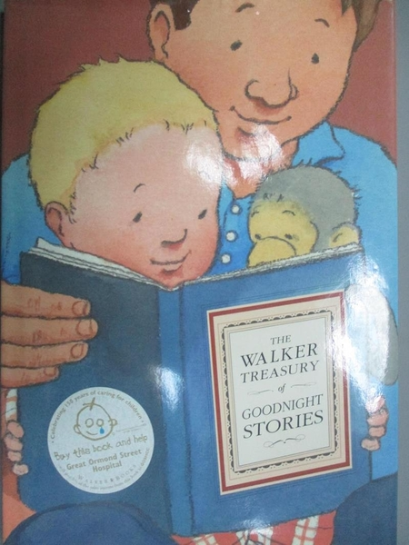 【書寶二手書T1/少年童書_QXW】The Walker Treasury of Goodnight Stories