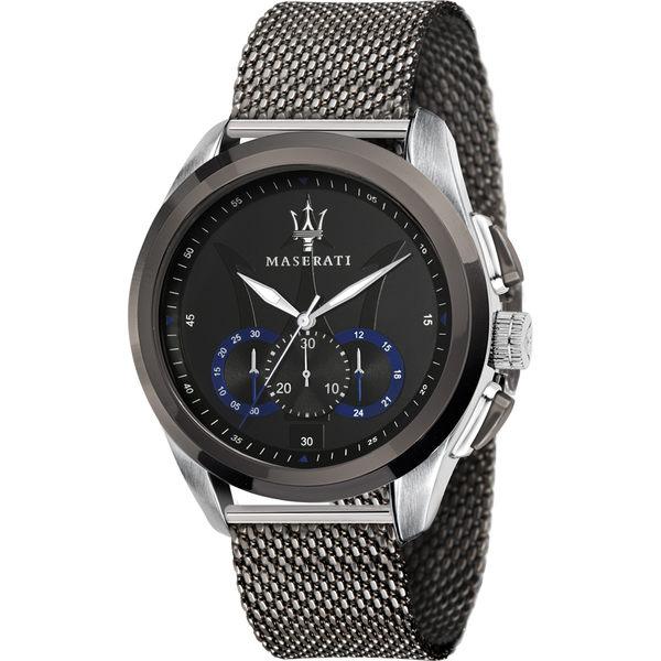 ★MASERATI WATCH★-瑪莎拉蒂手錶-經典三環石英錶-R8873612006-錶現精品公司-原廠正貨-