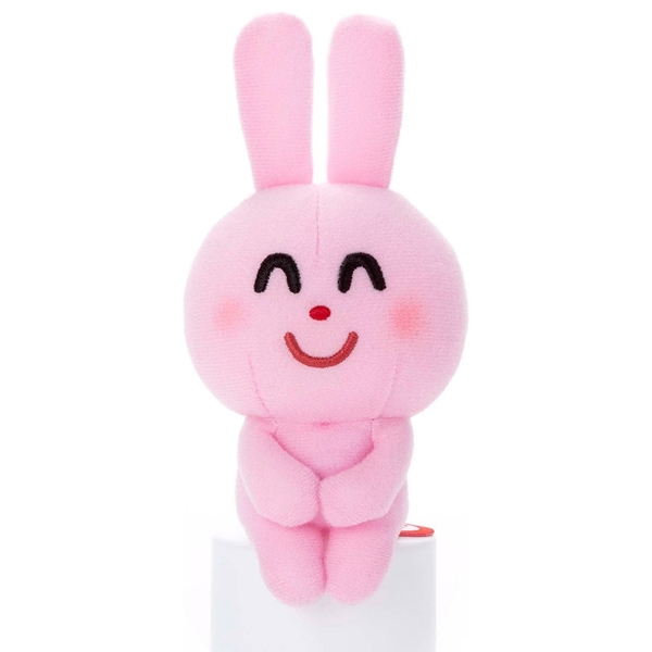 T-ARTS 免費素材庫 irasutoya Party 坐坐人偶 兔子_ TA54701