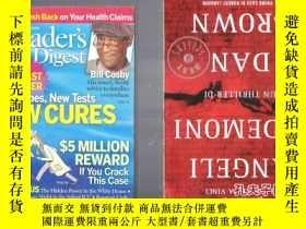 二手書博民逛書店美國版讀者文摘罕見Reader s Digest 2003年5月