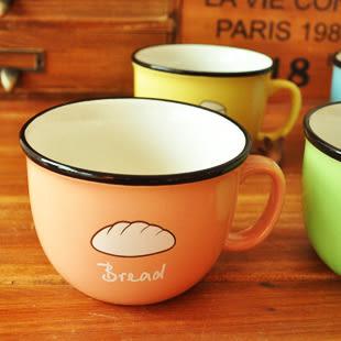 【發現。好貨】韓國生活雜貨zakka雜貨小清新暖暖早餐杯子咖啡杯童趣杯子馬克杯
