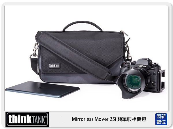 【0利率,免運費】thinkTank 創意坦克 Mirrorless Mover 25i 側背 相機包 MM661