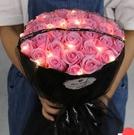 玫瑰花束仿真假花生日