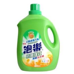 泡樂抗菌強效濃縮洗衣精4000cc【康鄰超市】
