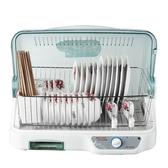 烘碗機消毒櫃立式家用迷你消毒碗櫃小型烘碗機碗筷保潔櫃LX 220v