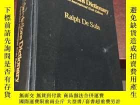 二手書博民逛書店Abbreviations罕見Dictionary Expanded International Sixth Ed