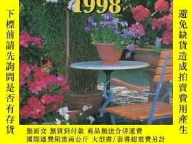 二手書博民逛書店OBI罕見Gartenjahr 1998Y244941 Robe