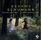 【停看聽音響唱片】【CD】布拉姆斯 / 舒曼:小提琴奏鳴曲 / 浪漫曲