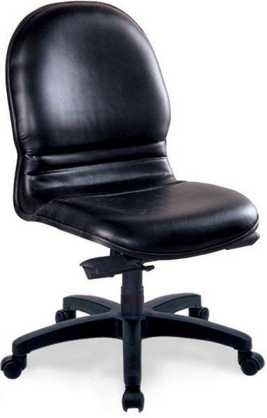 HY-Y176-5 辦公椅(黑皮)