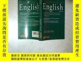 二手書博民逛書店ESSENTIALS罕見OF ENGLISH FIFTH EDITION 英語精要第五版 大32開 01Y26