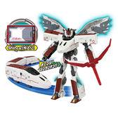 《 TOMICA 》DXS 新幹線機器人 800 燕子號╭★ JOYBUS玩具百貨