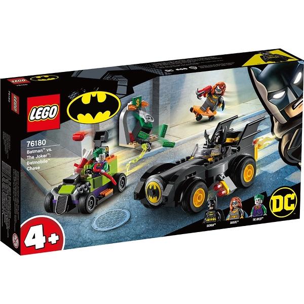 LEGO樂高 76180 Batman vs. The Joker: Batmobile Chase 玩具反斗城