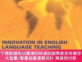 二手書博民逛書店Innovation罕見In English Language TeachingY255174 Hall, D