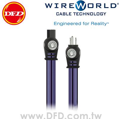 WIREWORLD AURORA 7 極光 1.0M Power Cord 電源線 原廠公司貨
