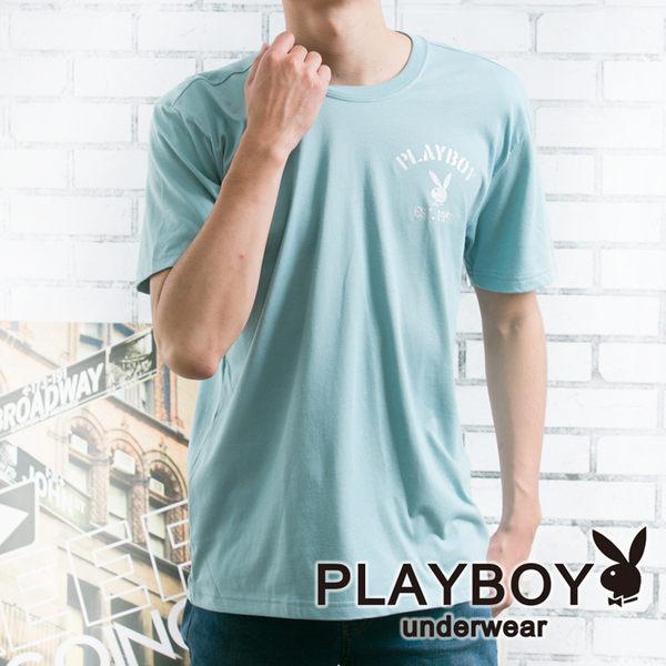 【PLAYBOY】流行兔頭彩色短袖T恤_(亮綠) P1030 P1830