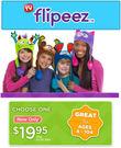 美國正版 Flipeez藍色小狗 兒童搞笑帽保暖男女兒童 會跳舞的帽子