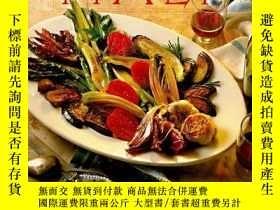二手書博民逛書店ITALY:罕見The Vegetarian TableY307