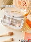 化妝包 ins風簡約大容量防水化妝包便攜女士旅行化妝品收納包透明手提包 榮耀上新