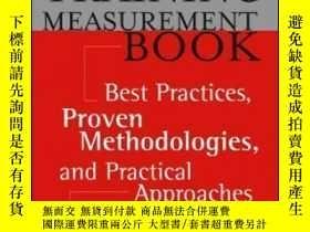 二手書博民逛書店The罕見Training Measurement Book: Best Practices Proven Met