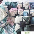(萬聖節狂歡)出口美國雙層羊羔絨毛毯女冬季加厚被子單雙人學生蓋毯珊瑚絨毯子