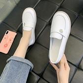 娃娃鞋 2021春季小皮鞋女復古瑪麗珍鞋女厚底一字扣學院風軟妹娃娃松糕