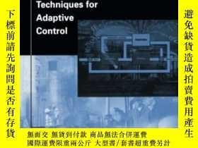 二手書博民逛書店Techniques罕見For Adaptive Control-自適應控制技術Y436638 Vance V