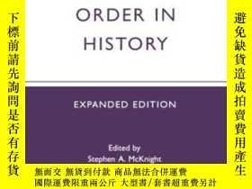 二手書博民逛書店Eric罕見Voegelin s Search For Order In History-埃裏克·沃格林對歷史秩序