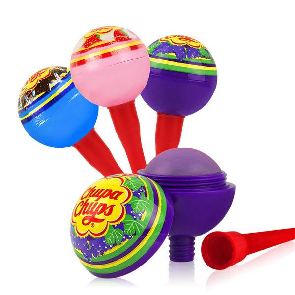 Chupa Chups 棒棒糖護唇膏 4g 可樂/草莓奶油/櫻桃/葡萄柚/葡萄 ◆86小舖◆