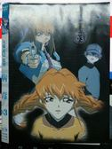 挖寶二手片-X24-100-正版DVD*動畫【病毒(3)】-日語發音