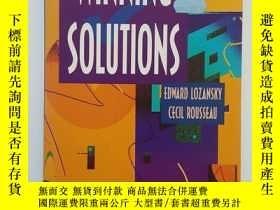 二手書博民逛書店Winning罕見Solutions (英文原版)Y209021 見圖 見圖