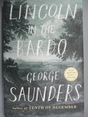 【書寶二手書T1/原文小說_WEA】Lincoln in the Bardo_Saunders, George