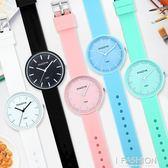 手錶女時尚潮流韓版簡約可愛中學生兒童手錶小清新石英錶ulzzang Ifashion