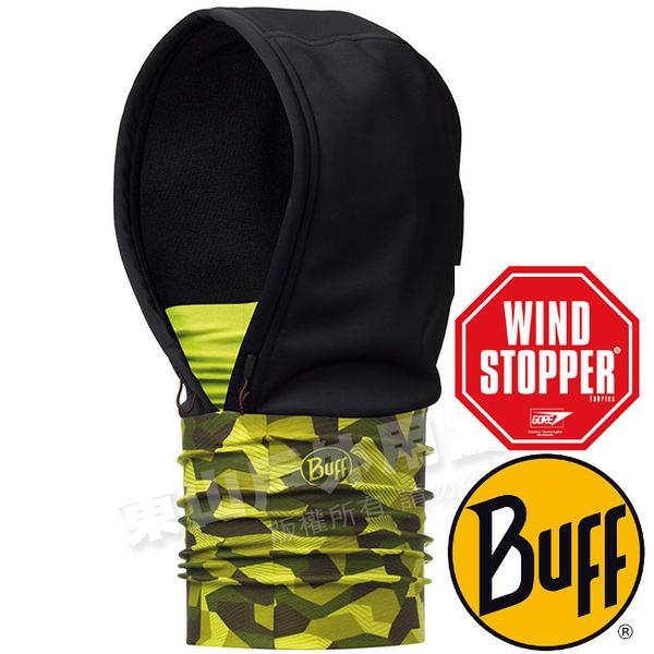 BUFF 115450.845Windproof Hoodie 保暖防風連帽頭巾 Windstopper 東山戶外