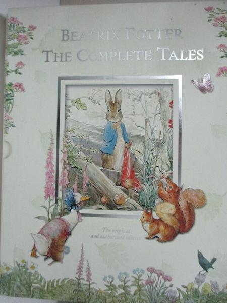 【書寶二手書T1/原文小說_KCV】Beatrix Potter: The Complete Tales_Potter, Beatrix (ILT)
