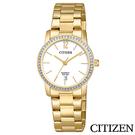 CITIZEN星辰  時尚麗緻石英女錶 EU6032-85A