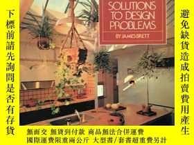 二手書博民逛書店the罕見kitchen 100 solutions to de