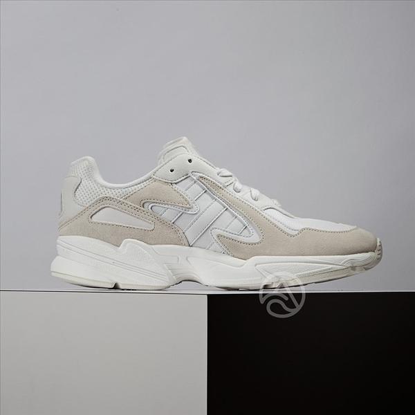 Adidas Yung_96_Chasm 男鞋 白灰 老爹鞋 休閒鞋 EE7238