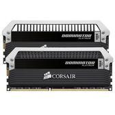 【新風尚潮流】海盜船 8GB Dominator白金 DDR3-1866 白色光管 CMD8GX3M2A1866C9