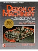 二手書博民逛書店《Design of Machinery (McGraw-Hil